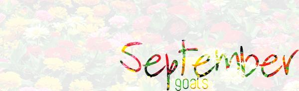 08 - september goals