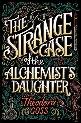 058 - The Strange Case of the Alchemist's Daughter